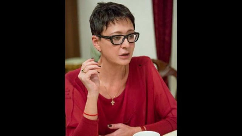 Ирина Хакамада - Haвальный очeнь cильно всбecил Пyтинa! 04.04.2017