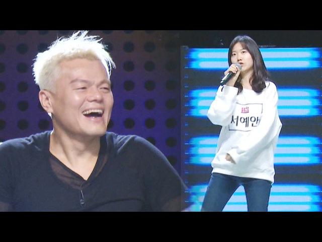 서예안 'Problem' 《KPOP STAR 6 Special》 K팝스타6 스페셜 EP02