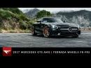 2017 Mercedes GTS AMG GTSymphony Ferrada Wheels F8 FR5