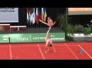 Maryna SAMKEVICH Darya NESTSIARUK BLR Juniors Euroacro 2013