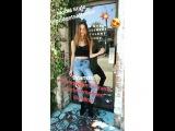 Bridget on Nous Model IG Stories