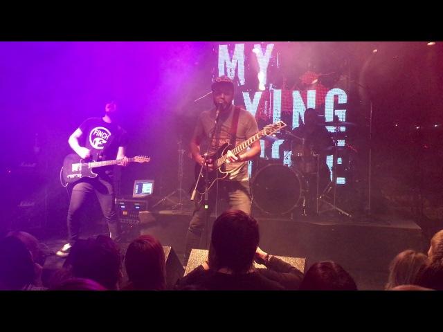 My Dying Hope – Километры до тебя (ParkStar Live 6.01.17)