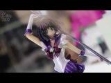 Figuarts Zero Sailor Saturn -Pretty Guardian Sailor Moon Crystal- display