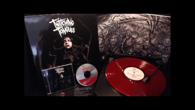 Twitching Tongues Disharmony LP Stream