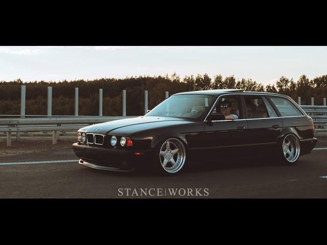 It's All in the Detail - Sebastien Polit's 1995 BMW E34 520iT Wagon