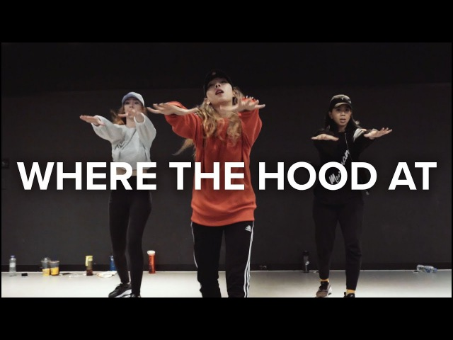 Where The Hood At DMX Beginner's Class