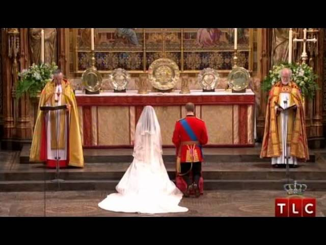 The Royal Wedding Ceremony of William Kate 2011 TVRip TLC (Russian)