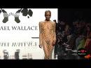 MICHAEL WALLACE Los Angeles Art Hearts Fashion Spring Summer 2017 - Fashion Channel