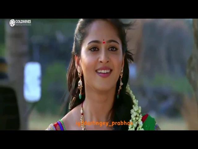 Prabhas Anushka - Oh Jaaniya   Mirchi   Khatarnak Khiladi   Pranushka video   Darling Sweety
