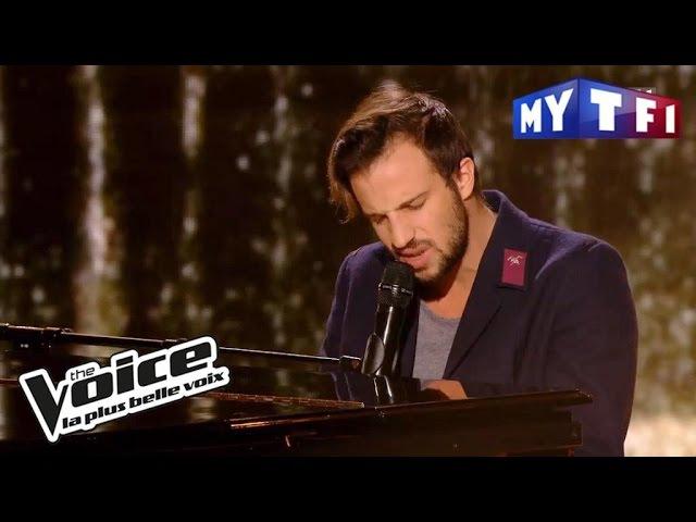 Marvin Dupré - « Let Me Love You » (DJ Snake ft. Justin Bieber) | The Voice France 2017 | Blind Aud.