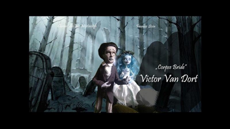 Corpse Bride Victor Van Dort - Sloman Slo Mo Mortavitch | Monster High doll- custom repaint