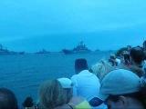 Балтийск. День ВМФ. Июль 2010.