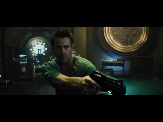 Action scene at Recall - Total Recall (HD)