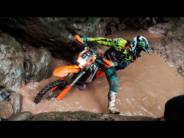 Hard Enduro ⭐ Show ⭐4th Race Edition ▶ Nirvana Xtreme 2016 ◀ 4K