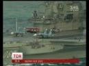 Нещасливий авіаносець Адмірал Кузнєцов після злету російський винищувач впав у воду