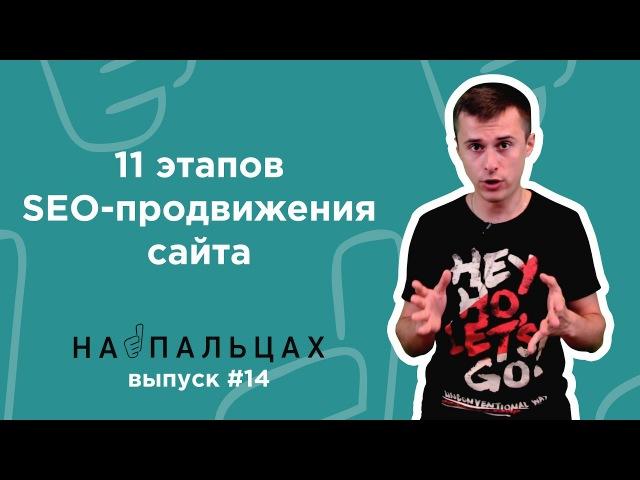 Чем занимаются SEO-шники 11 этапов продвижения сайта — На Пальцах 14 (Netpeak)