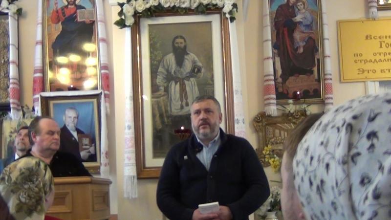 19.02.2017 №4- стих 199 Кто отрезвился. Свидетельства Максим, Владимир.