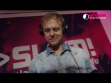 Armin van Buuren live at Slam FM studio (12042017)