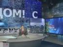 Конец фильма Ирония судьбы и начало новостей Первый канал, 31.12.2008