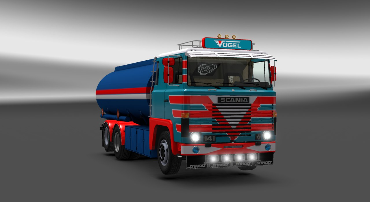 Scania 1 Series v3
