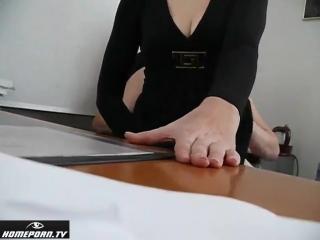 Порно секс на работе видео