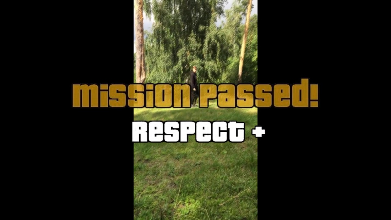 Mission passed respect