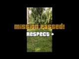 Mission passed respect +