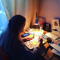 Рисунок профиля (Лилия Янтурина)