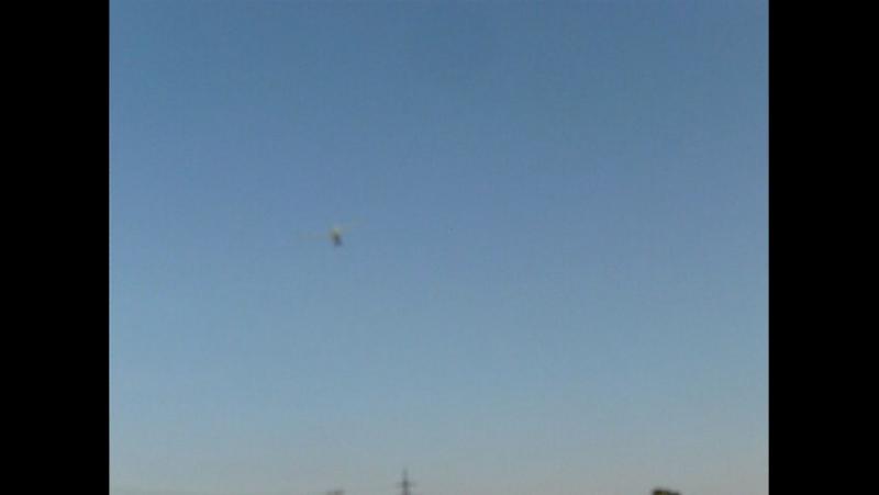 Второй полет самолета Cessna 150 из потолочки (Первый не снимался)