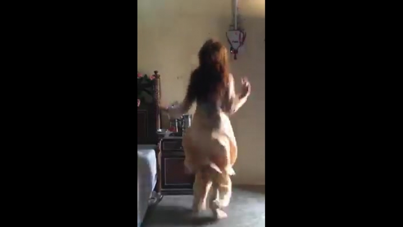 Leaked video private home dance