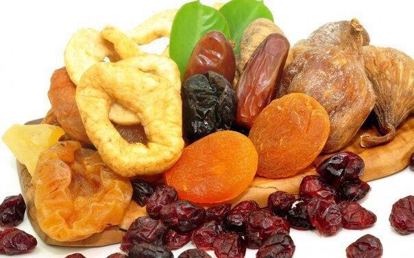 Сухофрукты для похудения: курага, изюм и товарищи