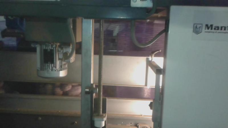 Автоматическая фасовка и зашивка картофеля в сетки