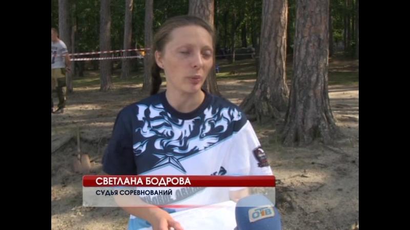 Открыт областной слет детских поисковых отрядов