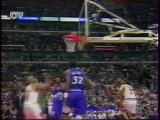 Чемпионат NBA.