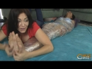 TickleTorture - Mandy Mummified  Foot Tickled