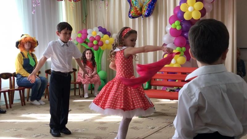 Танец в двоем