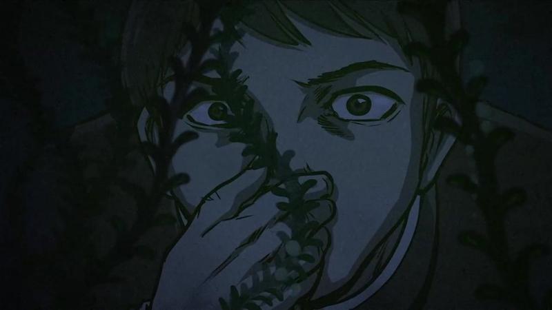 Yami Shibai - Japanese Ghost Stories ТВ 4 2 серия русская озвучка Slayer / Ями Шибаи: Японские рассказы о приведениях 4 сезон 02
