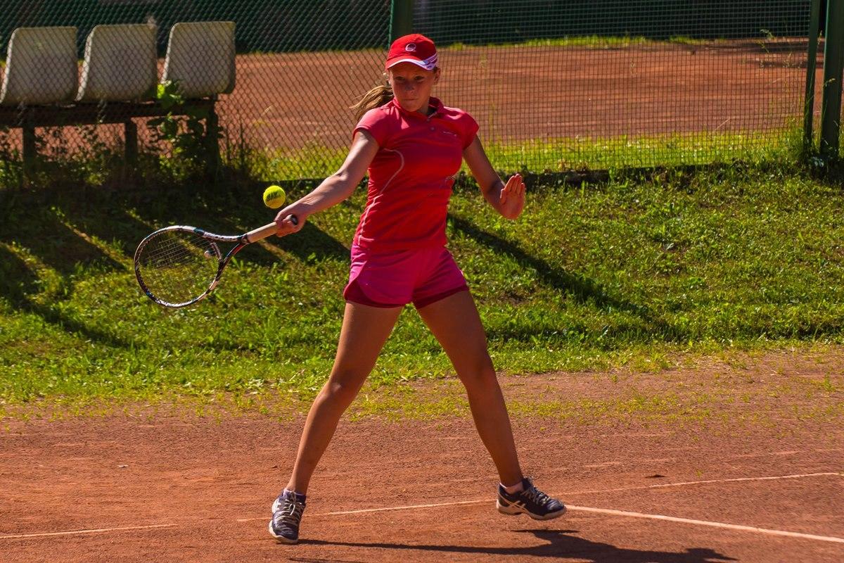 Турнир по теннису «Siberian Open 2017»