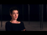 Anne Hathaway Les Miserables Interview - Fantine!