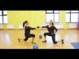 Функциональная тренировка в паре