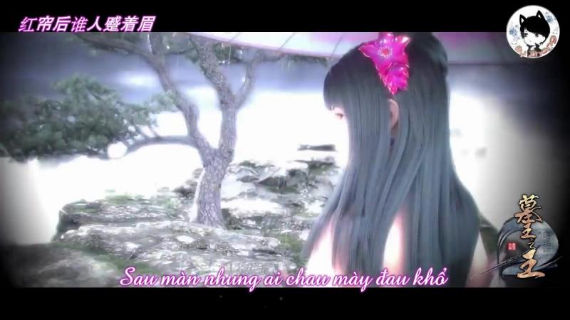 Vietsub Sương Tuyết Ngàn Năm 霜雪千年 Tây Qua JUN MV Mộ Vương Chi Vương