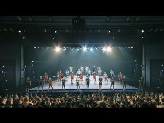 [Haikyuu!! Stage Play] 『HD』Hyper Projection Performance: Karasuno, Fukkatsu | Curtain Call  (русские субтитры)