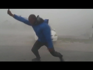 You Shall Not Pass \ When you try catch wi-fi during a hurricane