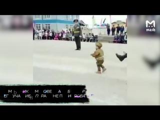 В якутском селе двухлетний