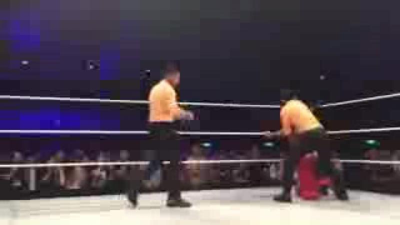 Shinsuke Nakamura Returns Home to Japan