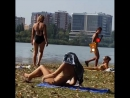Надо заметить, в ГМР нет пляжа как такового. Почему люди вообще там купаются Почему даже голышом⠀