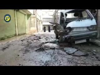Сирийское перемирие травят хлорином