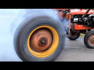 Турбо-трактор. Шведы