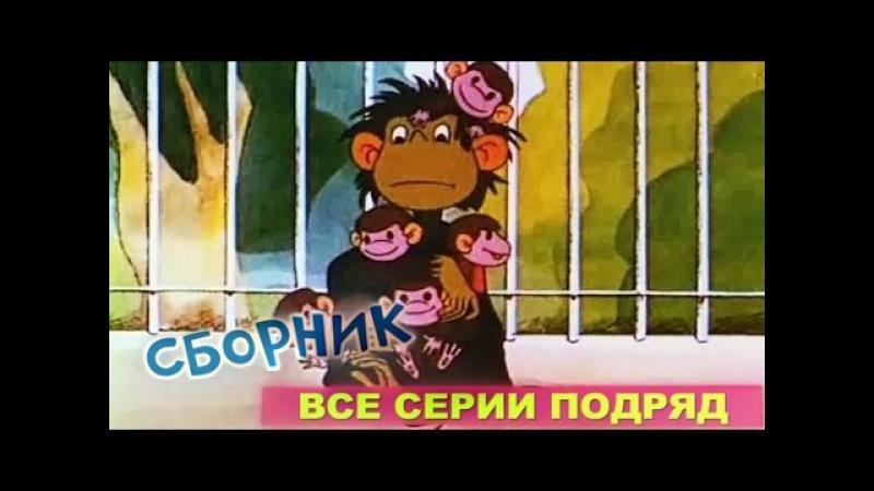 Осторожно обезьянки, все серии подряд в хорошем качестве