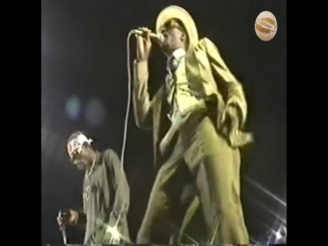 Sting 1990 Shabba Ranks vs Ninjaman
